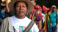 No nos oponemos a presencia de la fuerza pública en resguardos: Feliciano Valencia