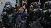 No permitiremos que personas de otro país generen caos en protestas: Policía