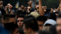 En vivo: así avanzan, minuto a minuto, las marchas de estudiantes