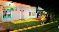 Tiroteo en fiesta de Halloween deja 3 muertos y 9 heridos en California, EE.UU.