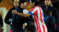 Falcao es un delantero fascinante: Lionel Messi muestra su admiración por 'El Tigre'