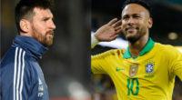 ¿El posible reencuentro entre Messi y Neymar?