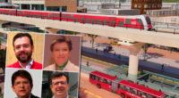 ¿Qué harán con el metro de Bogotá tras cierre de la licitación? Candidatos responden