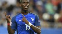¿Por qué Pogba no fue convocado por Francia para juegos de clasificación a la Euro?