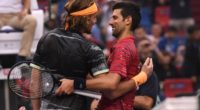 Djokovic, eliminado por Tsitsipas en cuartos de Shanghái