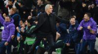 Un recogepelotas, protagonista en el juego de Tottenham ante Olympiakos por Champions
