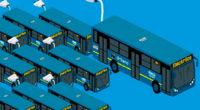 Aplazan adjudicación de contrato para compra de 594 buses eléctricos del SITP