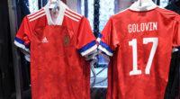 Adidas puso la bandera rusa al revés en la nueva la camiseta de la selección