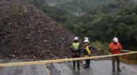Por derrumbe, cerrada la Autopista Medellín – Bogotá