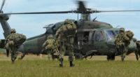 FF.MM desmienten muerte de 18 menores tras bombardeo a disidencias en Caquetá