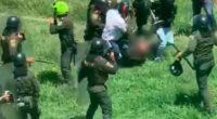 Trabajamos para identificar encapuchado que hirió a policía en Neiva: general Mojica