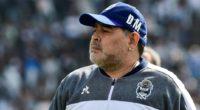 """""""No les voy a dejar nada. Todo lo voy a donar»: Maradona a su hija"""
