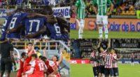 ¿Está el suyo? Los 10 equipos del fútbol colombiano con más ingresos en 2018
