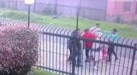 Video: Sicario asesinó a hombre que llevaba bebé en brazos en Bogotá