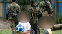 Niños estaban en campamento desarmados y contra su voluntad: personero de Puerto Rico