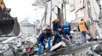Siete muertos y unos 260 heridos deja terremoto de magnitud 6,4 en Albania
