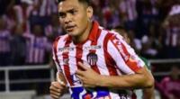 Malas noticias para el Junior: Teófilo Gutiérrez sufrió fractura en la nariz
