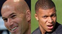 ¿Esperanzas? Sorpresivas declaraciones de Zidane sobre el sueño de Mbappé