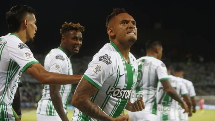 Con goles de Jarlan y Duque, Nacional venció al recién ascendido Pereira