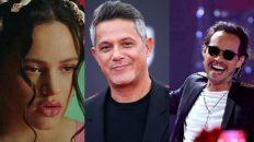 Alejandro Sanz, Rosalía y Marc Anthony, figuras en los Grammy