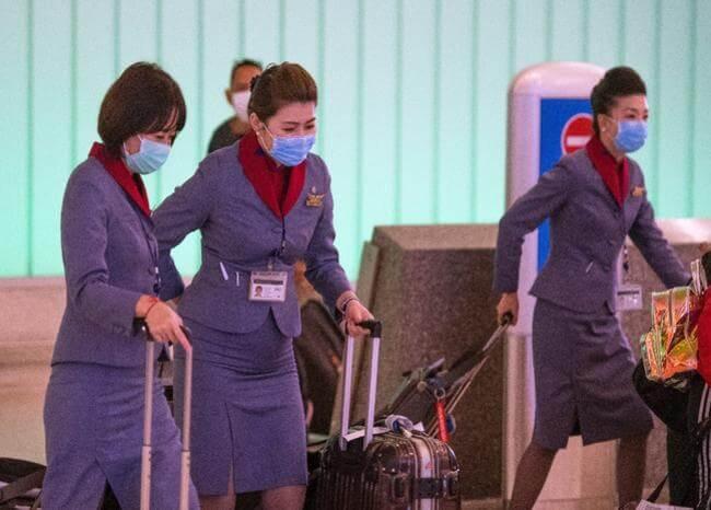 Las aerolíneas que suspendieron o redujeron vuelos a China por el coronavirus