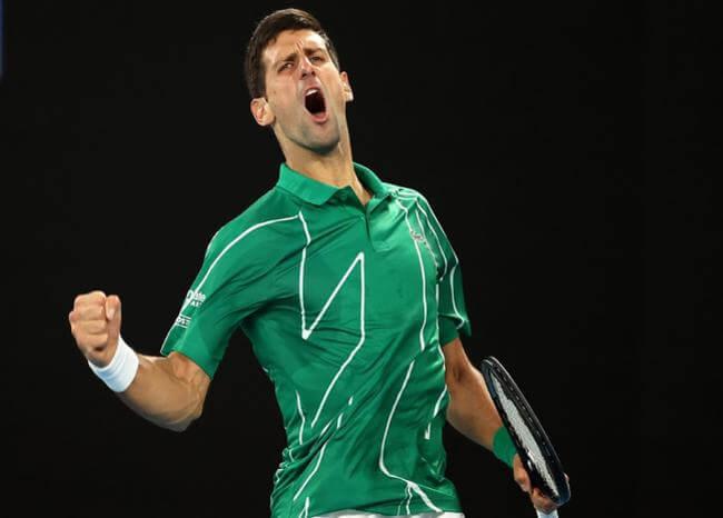 Duelo de gigantes: Djokovic clasificó y se enfrentará a Federer en semis del AusOpen