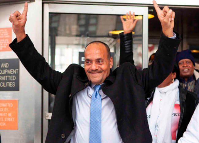 Exoneran a latino que pasó 25 años en prisión por una violación que no cometió