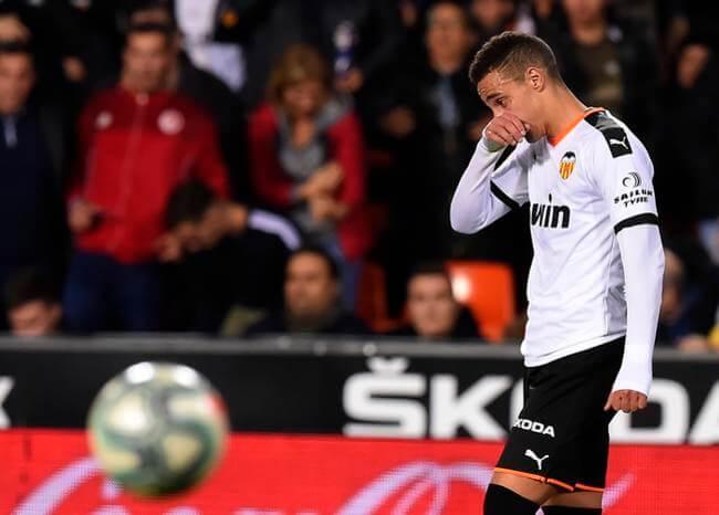 Barcelona rompió negociaciones con el Valencia y ya no irá por Rodrigo