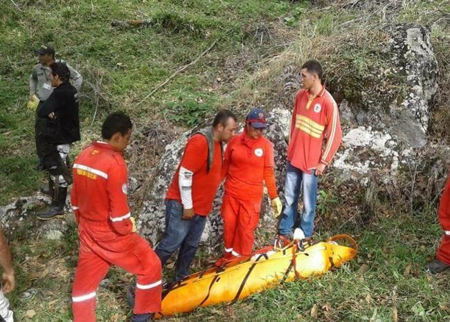 Accidente en parapente deja otro estadounidense muerto en Antioquia