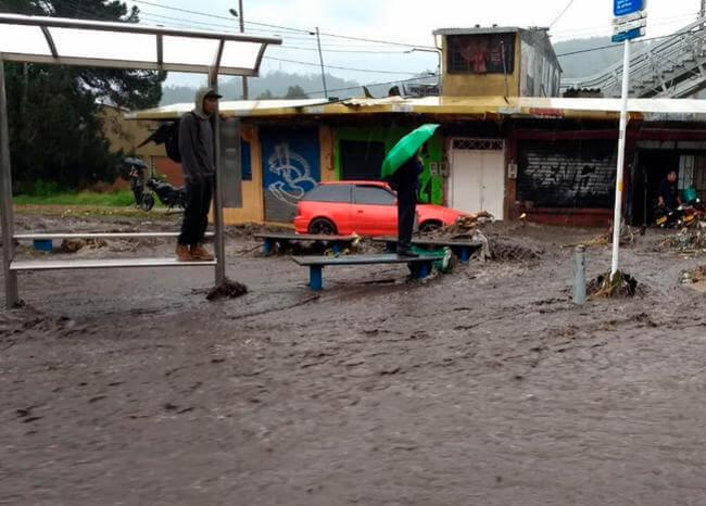 Lluvias se salieron del promedio normal en febrero: Acueducto de Bogotá