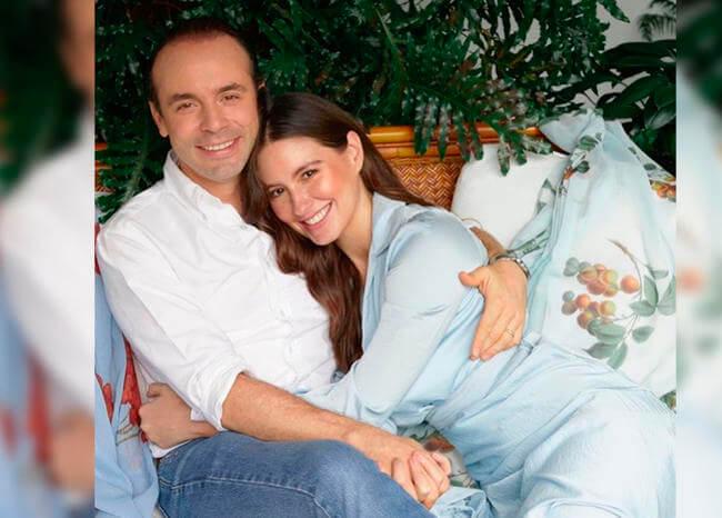 Taliana Vargas y Alejandro Eder volverán a ser papás
