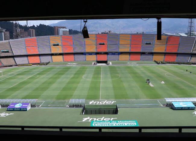 Conmebol pide mejorar palcos y camerinos del Atanasio Girardot para la Copa América