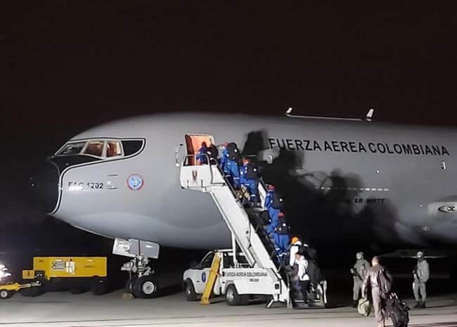 Rumbo a Wuhan: Avión Júpiter de FAC ya va hacia China para evacuar colombianos