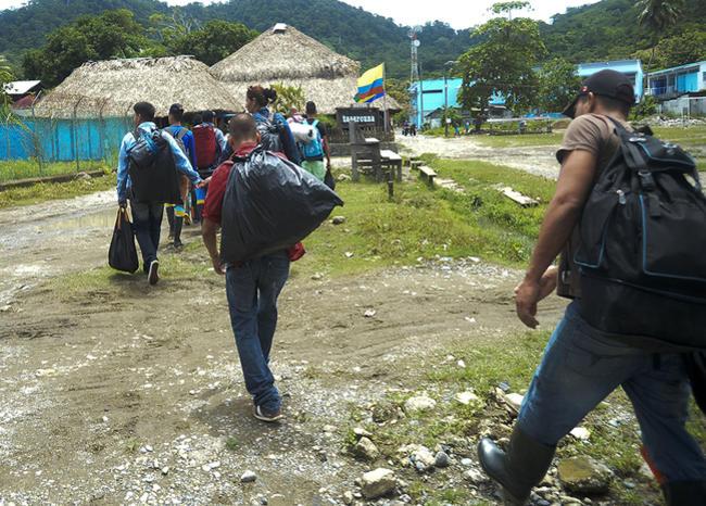 Ejército revela cifras oficiales de desplazamientos en Nariño