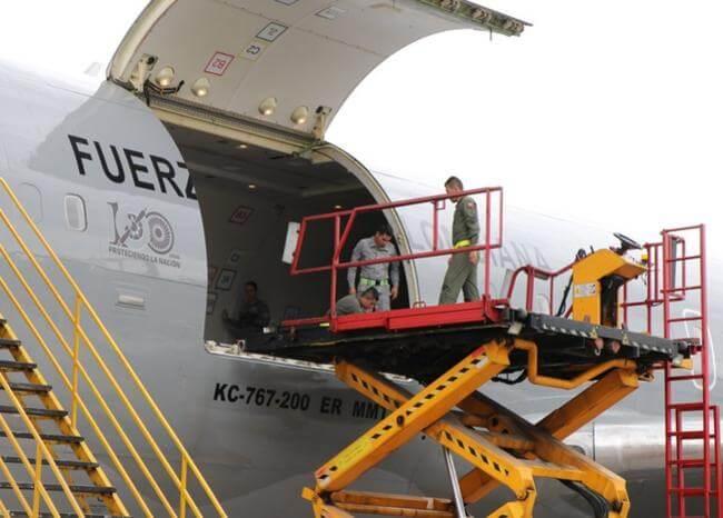 Avión Júpiter recogerá a colombianos este miércoles en Wuhan
