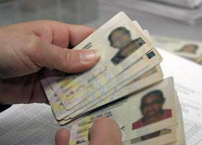 Registraduría alista plan de choque para quienes falsifiquen documentos