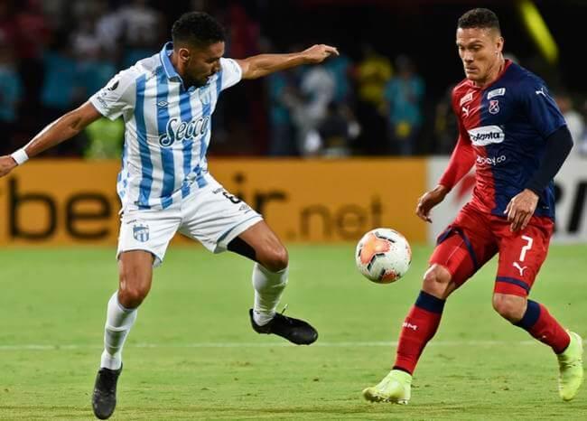 Medellín venció por la mínima y deja en suspenso serie ante Tucumán en Libertadores