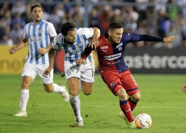 DIM elimina a Tucumán y se mete a grupo de Libertadores con Boca, Libertad y Caracas