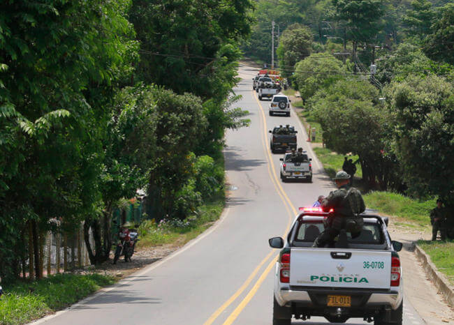 Comisión humanitaria ingresará alimentos al Catatumbo para afectados por paro del ELN