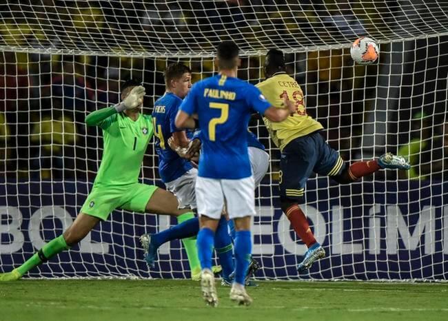 Colombia logró valioso empate ante Brasil y ahora busca revancha contra Argentina