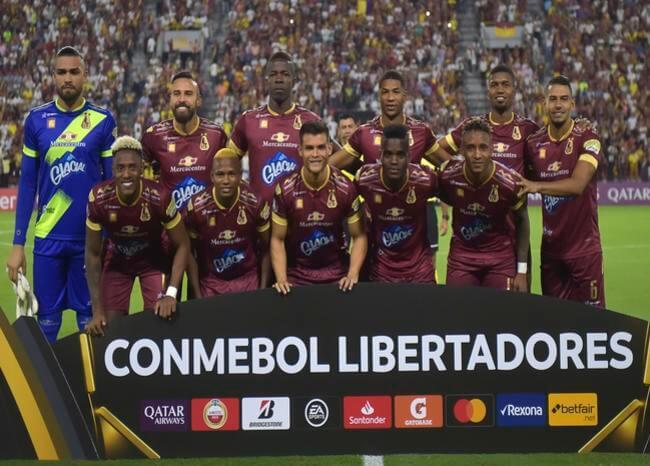 ¡Tolima, por la hazaña! Enfrentará al complicado Inter por un cupo en Libertadores