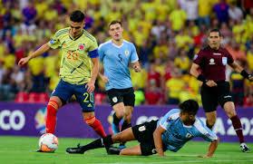 Se conoce gravedad de lesión de Nicolás Benedetti en juego Colombia vs Uruguay