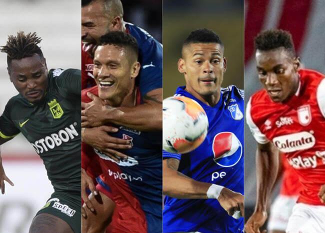 ¡Prográmese! Se viene la fecha de clásicos en la liga colombiana
