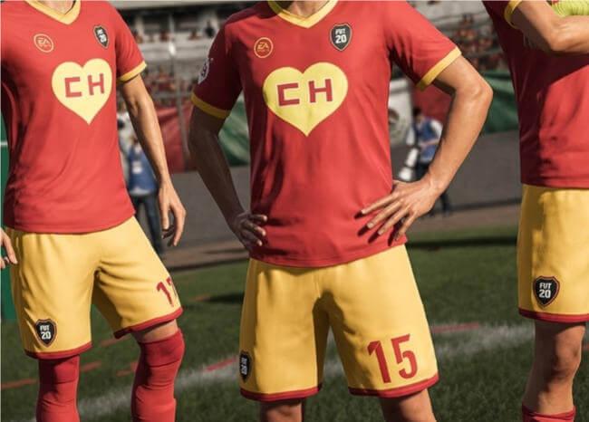 FIFA 20 homenajeará al 'Chapulín Colorado' con una nueva equipación