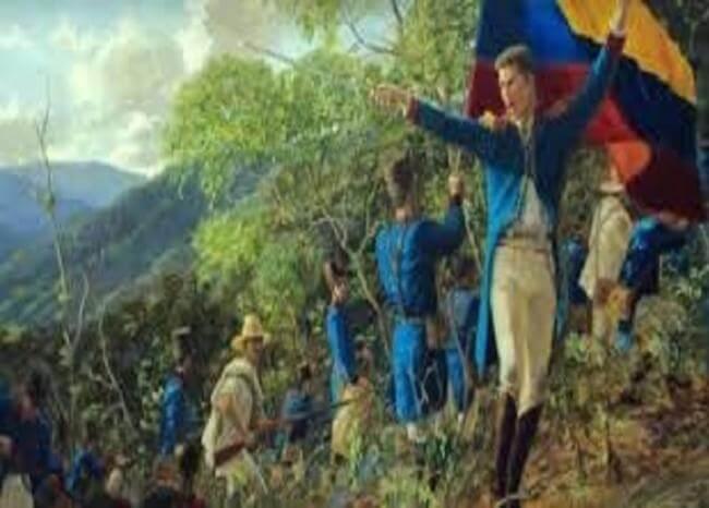 Se cumplen 200 años del combate de Chorros Blancos, clave en Independencia
