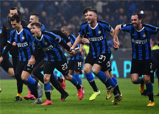 ¡Partidazo! Inter remontó y derrotó 4-2 al Milan de Zlatan Inbrahimovic