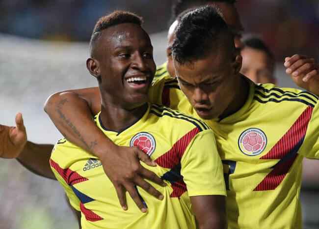 Cuerpo técnico de la Selección Colombia Sub-23 confirmó la lesión de Iván Angulo