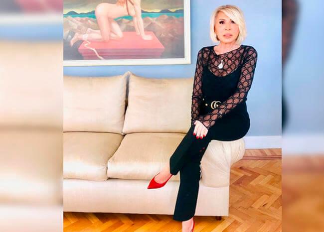 Las fotos de Laura Bozzo en Acapulco que causaron admiración entre sus seguidores