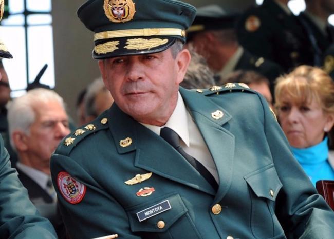 Cuestionamientos de víctimas de la Operación Orión al general (r) Montoya en la JEP