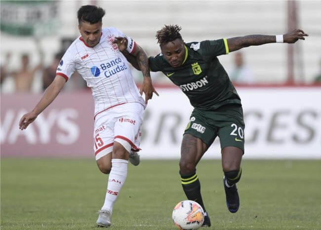 Sin pasar apuros, Nacional pasó a segunda fase de la Copa Sudamericana